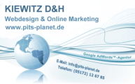 KIEWITZ D&H Webdesign